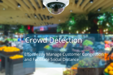Vivotek Crowd Detection