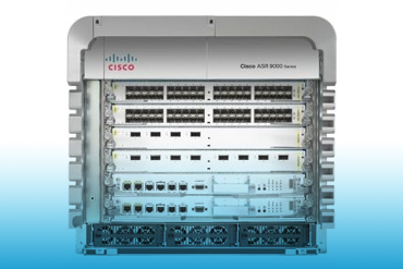 Cisco ASR 9000 Reloaded For Mass Scale Networking