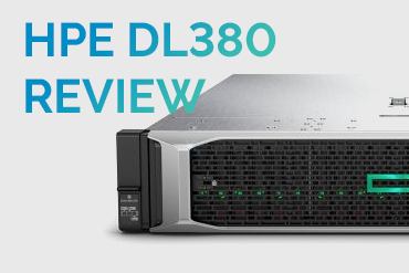 HPE ProLiant DL380 Gen10 review