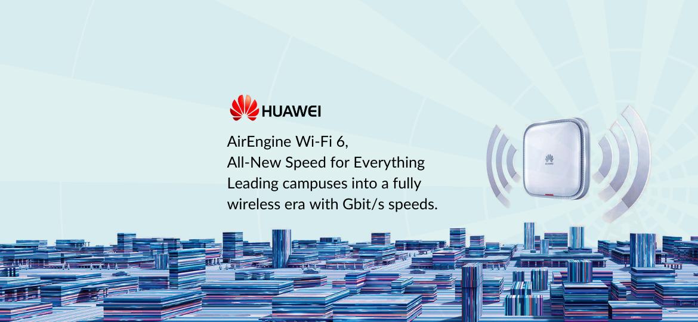 Huawei AirEngine Wi-Fi 6