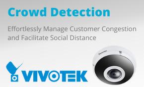 Vivotek Covid social distance