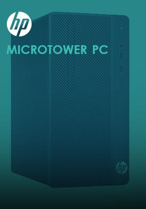 HP microtower