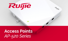 Ruijie access points