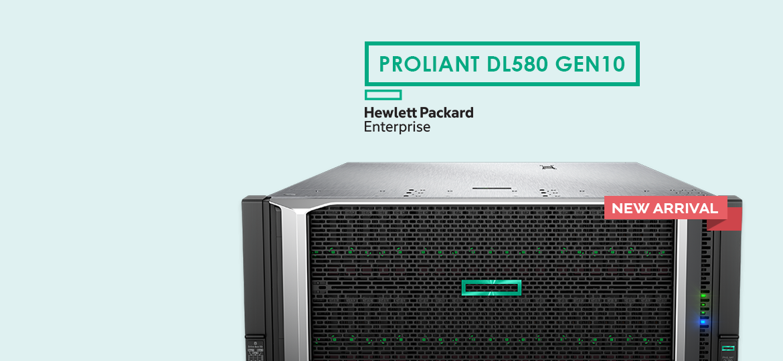HPE DL580 Gen10 8164 4P 256G 8SFF Svr Server:ProLiant DL580 Family Gen 10